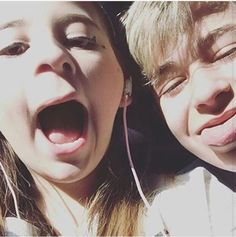 leo and tillie Siblings Goals, Sisters Goals, Family Goals, Matilda Devries, Bars And Melody, Tilt, Leo, Brother, Celebrities