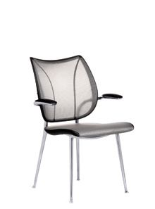 Liberty Side Chair | Ergonomic Seating from Humanscale http://www.ergonomicconsultants.com/