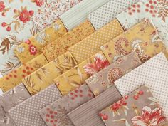 Moda Larkspur By 3 Sisters Precut Fabric - None