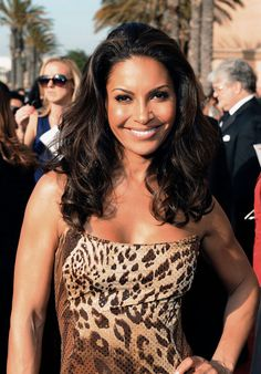 """Salli Richardson-Whitfield, Loved her in ..  """"A Low Down Dirty Shame"""""""