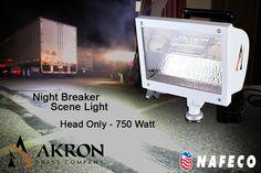 Akron Brass Scene Light, Night Beaker Head Only 750Watt 120V