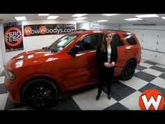 2018 Dodge Durango R/T Review | Video Walkaround | Used Cars and Trucks for sale at WowWoodys New York City New York 2018  2018 Durango Sale (888)869-0963 | 2018 DODGE DURANGO Chillicothe, MO Stock# 18CF62 660-646-3455 Sporty and Family Flexible! Check out this 2018 Dodge Durango R/T, equipped... 2018 Dodge, Dodge Durango, Trucks For Sale, Used Cars, Pennsylvania, Philadelphia, New York City, Sporty, Check