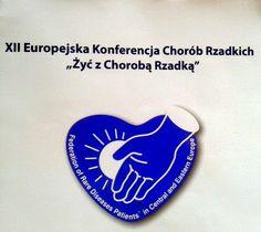 """Choroby rzadkie: XII Europejska Konferencja Chorób Rzadkich Pt: """"Żyć z Chorobą Rzadką"""""""