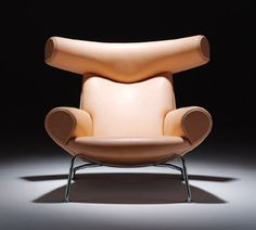 The Ox by Arne Jacobsen