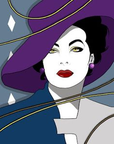 Patrick Nagel: The artist that defined the 1980s