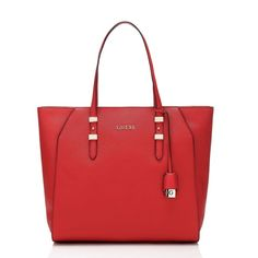 Borsa Guess con due manici in saffiano Sissi SISSP6179 - Scalia Group  #guess #fashion #glamour #wallets #bags #handbags #women