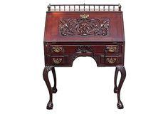 19th-C. Chippendale-Style Desk on OneKingsLane.com