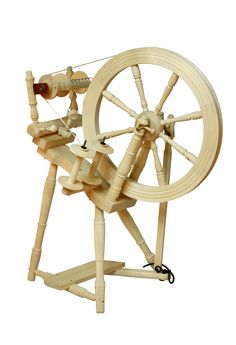 The Prelude Spinning Wheel - Unfinished £225.00