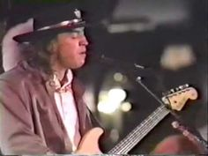 Stevie Ray Vaughan on the Riverboat…I WAS THERE!!!!