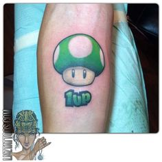 21 Best Tattoo Images Mushroom Tattoos Tattoos Mario Tattoo