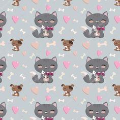 Resultado de imagen para paisajes con gatos animados