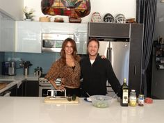 Dish with Trish with Jeff Nimoy...    In the kitchen with Emmy Award winning writer/producer Jeff Nimoy learning all about the Paleo Diet!  Be sure to check him out at..... http://cookingcaveman.tumblr.com/ www.sameplate.com