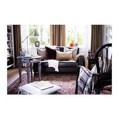 VALBY RUTA Covor, fir scurt - multicolor, 170x230 cm - IKEA