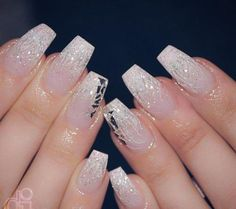 2017 - Best Nail Trends To Try Follow https://www.pinterest.com/theherbox/ for more nail art. Empower Yourself! with the Ultimate Period, Subscription Box check us out at www.TheHerBox.com