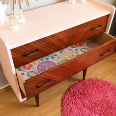 Relooking meuble on pinterest commode vintage vintage chest and bureaus - Relooking meuble vintage ...