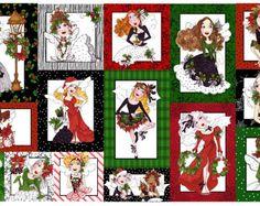 COSTURA creativa panel de Loralie Designs D/93 por Hoosierquilter