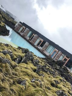 Room views at the Silica Hotel iceland