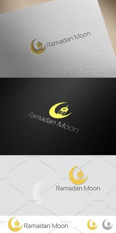 Crescent Moon and Lantern Logo Suitable for companies or products in any business sector; Moon Logo, Letterhead, Service Design, Rustic Decor, The Help, Lanterns, Logo Design, Mood, Decoration