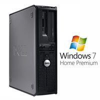 Calculator Refurbished Dell Optiplex 740, AMD 4000+, Win 7 Home