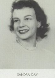 Sandra Day O'Connor - 1st female Justice on the U.S. Supreme Court. Austin High School yearbook, El Paso, Texas 1946.