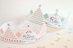 Free Printable Crowns