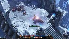 Lost Ark Online Gameplay Debut Trailer Hack & Slash MMORPG