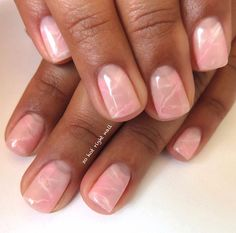 Quartz Nails Are The Newest Beauty Trend And They Literally Rock | Bored Panda
