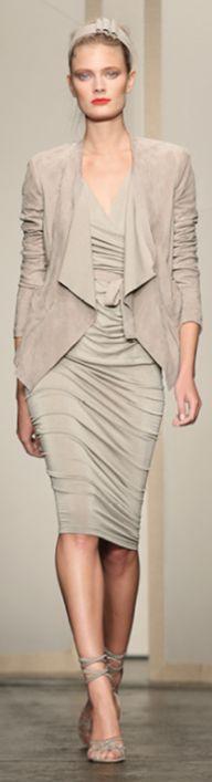 Donna Karan Modern Icons Spring 2013