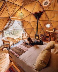A Cozy Eco Dome Hotel