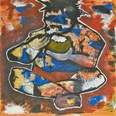 #sumo #japanese #painting #traditionalart
