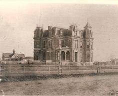 The old Crichlow House 511 E. Main Street, Murfreesboro