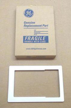 WR38X10301 Genuine GE Refrigerator Recess Trim AP3207397 PS783813