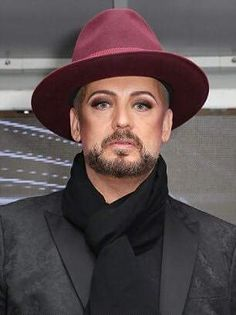 George Hats, Boy George, Solo Music, Culture Club, Rhythm And Blues, Pop Bands, Mens Caps, To My Future Husband, Hats For Men