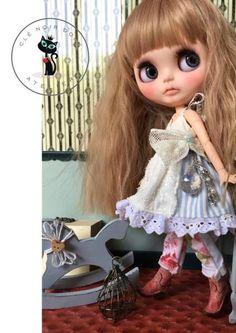 cle Noir Doll**カスタムブライス** my deer girl 難あり_画像3