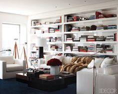 Ralph Lauren's Fifth Avenue Duplex | Celebrity Homes | Un Peu De كل شي