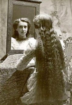 vintage everyday: Victorian Beauties – 31 Interesting Photos Show Ladies in…