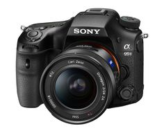 Sony takes on Canon and Nikon with their new A99 II.