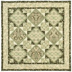 timeless treasures chateau | FREE PATTERN » Essex by Timeless Treasures #quilting