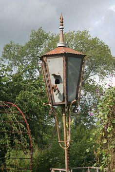 birdhouse lantern