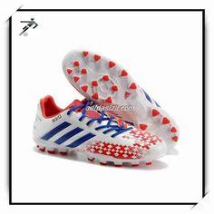 size 40 4c10d da9b0 Adidas Predator LZ 2 SL 13-14 AG Steven Gerrard Red White. bobyuli yuli · Adidas  LZ 2 · Ultimate Adidas Beckham Mi Predator LZ 2 SL Unveiled State The Color  ...