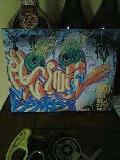 Remi PmD graff canvas