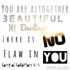 Bible verse for girls