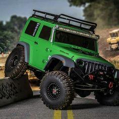 1/10 RC Crawler • Jeep Wrangler