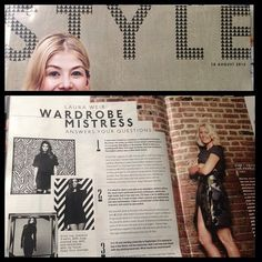 TTYA feature in this mornings Sunday Times Style! Grab a copy! #tallgirlsrule #ttya #tallerthanyouraverage #teamtallgirls #sundaytimes #wardrobemistress (at Long Limbed TTYA HQ )