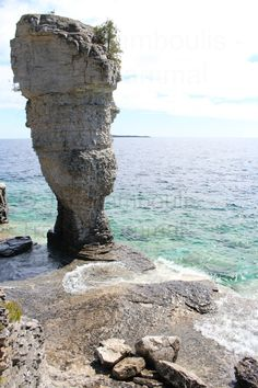 Road Trip Planner : 5 road trips from Toronto you should do this summer -Read The Places Youll Go, Places To See, Flowerpot Island, Toronto, Capital Of Canada, Ontario Travel, National Parks Map, Canadian Travel, Summer Travel
