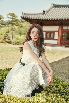 Park Shin Hye talks her new acting style in Doctor Crush with Elle Korea