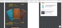 Designer iPad Cases Infographic - Coach, Gucci, Kate Spade and more | The Style Shopper