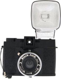 Lomography Camera Diana F+ Black Jack (w/ 571 $91.99