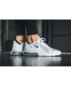 separation shoes ed824 45de6 Nike Air Max 270 Black White Trainer Nike Air Max For Women, Cheap Nike Air