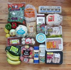 Clean Eating on a Budget at Trader Joe's   Crafty Coin